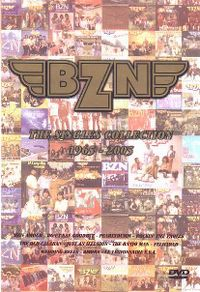Cover BZN - The Singles Collection 1965-2005 [DVD]